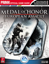 MOH: European Assault - Prima Official Guide for PlayStation 2