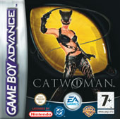 Catwoman for Game Boy Advance