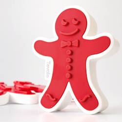 Tovolo - Ginger Boys Cookie Cutter Set
