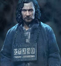 Harry Potter: 1/6 Sirius Black (Prisoner of Azkaban) Action Figure