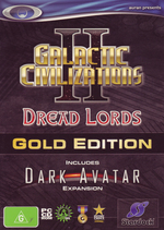 Galactic Civilizations II: Gold Edition for PC Games