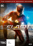The Flash - The Complete Second Season DVD