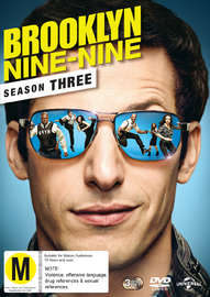 Brooklyn Nine-Nine - Season Three DVD