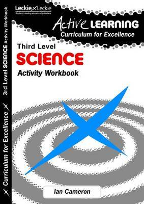 Active Learning Science Activity Workbook Third Level, a Curriculum for Excellence Resource by Ian Cameron image