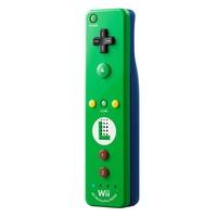 Nintendo Wii U Remote Plus - Luigi (Green/Blue) for Nintendo Wii U image