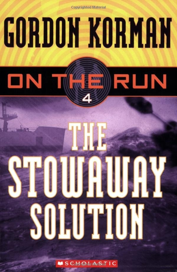The Stowaway Solution by Gordon Korman image