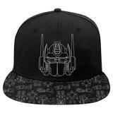 Transformers 5 Optimus Prime Cap