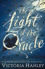 Light Of The Oracle by Victoria Hanley image