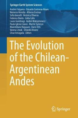 The Evolution of the Chilean-Argentinean Andes image