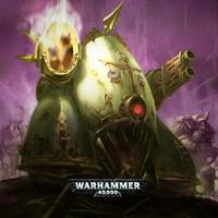 Warhammer 40,000: Easy to Build - Death Guard Myphitic Blight-hauler image