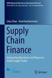 Supply Chain Finance by Lima Zhao