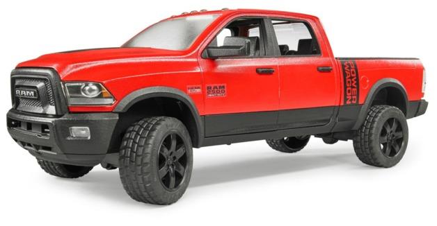 Bruder: RAM 2500 - Power Wagon