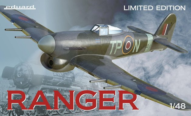 1/48 Limited Edition Kit of Hawker Typhoon Mk.Ib - Model Kit
