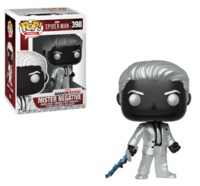 Spider-Man (PS4) - Mister Negative Pop! Vinyl Figure image