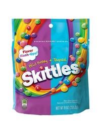 Skittles: Mash Ups - Wild Berry/Tropical (255g)
