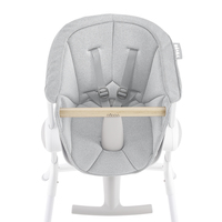 Beaba: Up & Down High Chair Cover - Grey