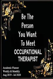 Occupational Therapist by Nicolas D Publishing
