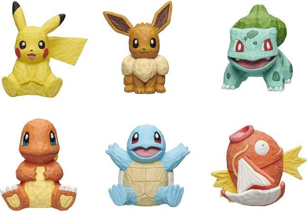 Pokemon: Wood Sculpture! - Blind Box