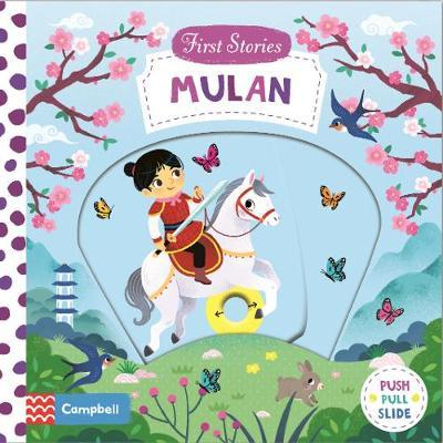 Mulan by Campbell Books image
