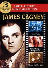 James Cagney Triple Feature (great Guy/ Something To Sing About/blood In The Sun) on DVD