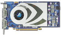 Albatron Video Card 7800GT 256MB DDR3 PCI-E image