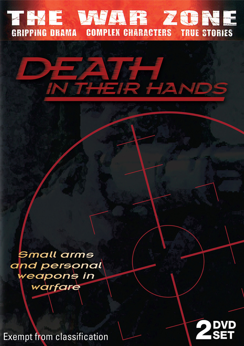 The War Zone - Death In Their Hands on DVD image
