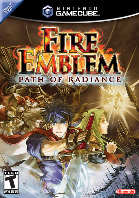 Fire Emblem: Path of Radiance for GameCube