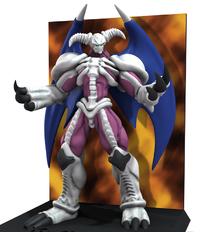 "Yu-Gi-Oh! Summoned Skull 3.75"" Mini Figure"
