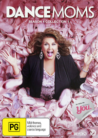 Dance Moms - Season 4: Collection 1 on