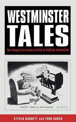 Westminster Tales by Steven Barnett image