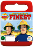 Fireman Sam: Pontypandy's Finest DVD