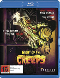 Night of the Creeps on Blu-ray