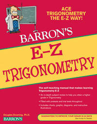 E-Z Trigonometry by Douglas Downing image