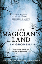The Magician's Land by Lev Grossman image