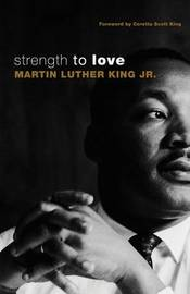Strength to Love by Martin Luther King image
