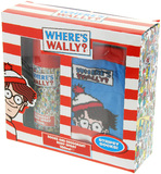 Where's Wally - Sock & Deodorant (150ml)