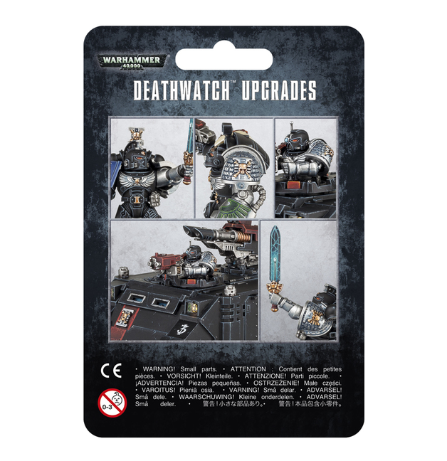 Warhammer 40,000 Deathwatch Upgrades