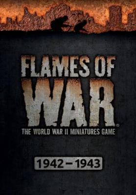 Flames of War: 4th Edition Rulebook by Phil Yates image
