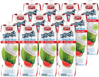 UFC Refresh 100% Natural Coconut Water - Watermelon 1L