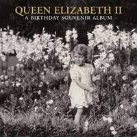 Queen Elizabeth II: A Birthday Souven by Jane Roberts image