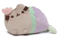 Pusheen the Cat: Mermaid - Clam Shell Plush (18cm)