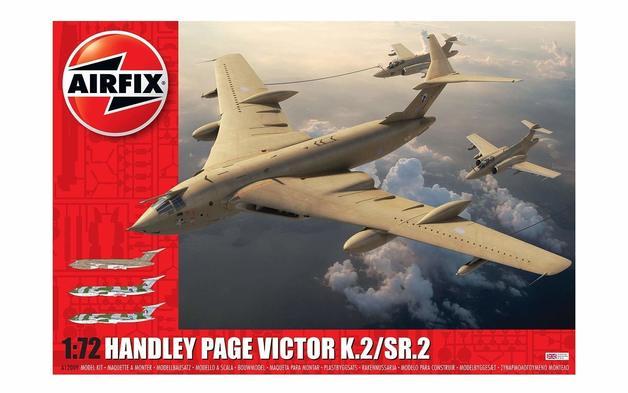 Airfix Handley Page Victor K.2/SR.2 1:72 - Model Kit