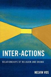 Inter-Actions by Nelvin Vos image