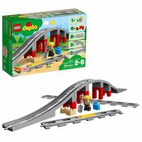 LEGO DUPLO: Train Bridge and Tracks (10872)