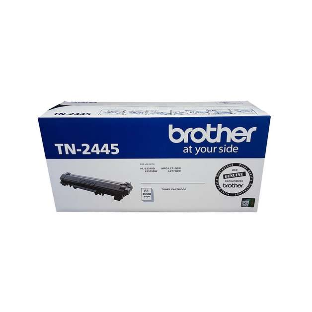 Brother TN-2445 High Yield Toner (Black)