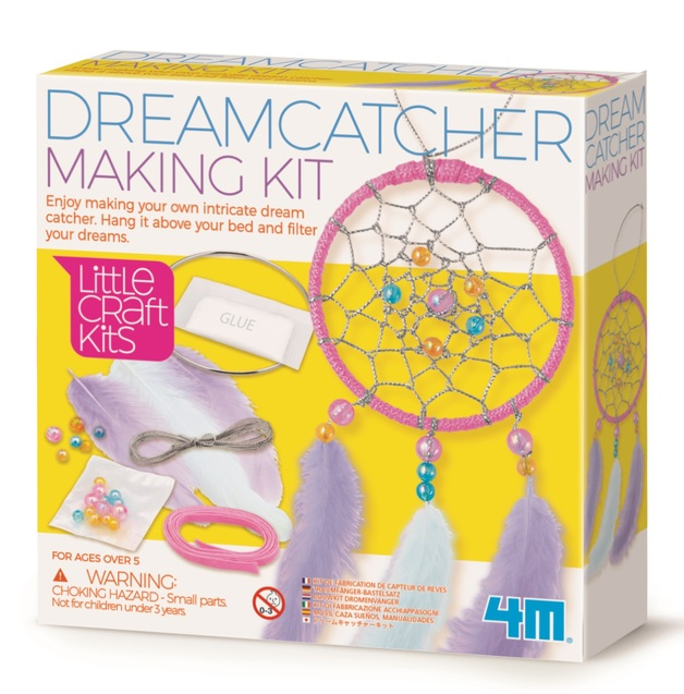 4M: Little Craft - Dream Catcher Making Kit