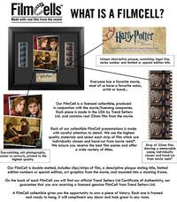 FilmCells: Harry Potter (Chamber of Secrets) - Acrylic LightCell
