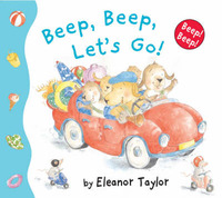 Beep, Beep, Let's Go! by Eleanor Taylor image