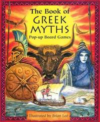 The Book of Greek Myths Pop-up Board Games image