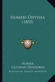 Homeri Odyssea (1855) by Homer image